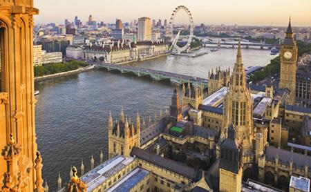 Величееезний список готелів та хостелів Лондона