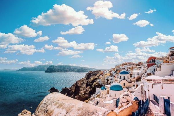 Правда і туристичні міфи про Санторіні