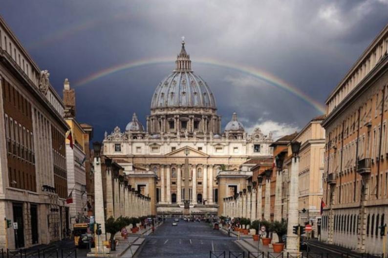 Вас терміново викликають у Ватикан… Частина І