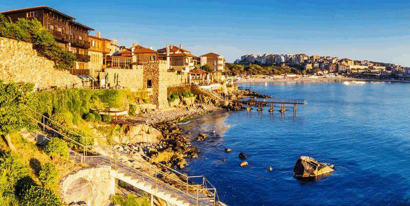Відкриваємо нові напрямки для подорожей – морський відпочинок в Болгарії