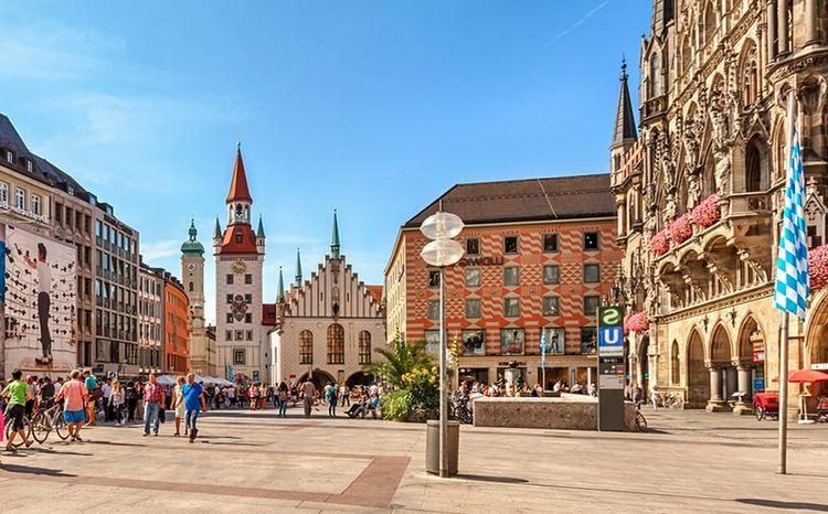 Якщо не встиг на Октоберфест або Чим зайнятись в Мюнхені?