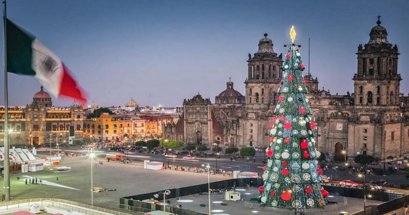 Найбільш екзотичне Різдво у вашому житті – їдемо в Мексику