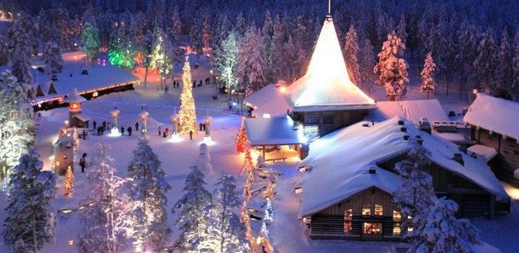 Поїхали на Різдво 2020 в Скандинавію!