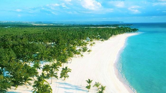 Знати все:найпопулярніші курорти Домінікани.Частина І