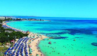 Курорт Айя-Напа на Кіпрі – ніч лише починається…