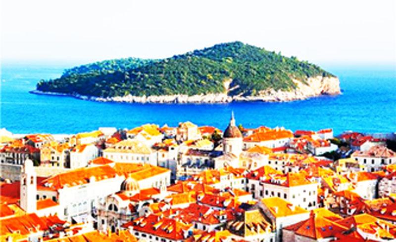 Курорт Дубровник – одне з трьох найкрасивіших міст Європи за версією ЮНЕСКО