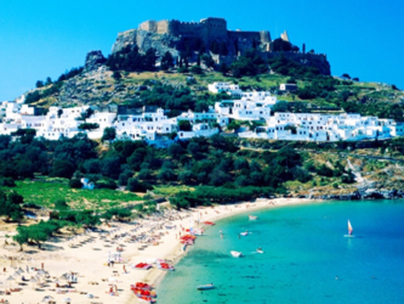 Курорт на Кіпрі, де відпочивають сильні світу цього… Одним словом «Пафос»