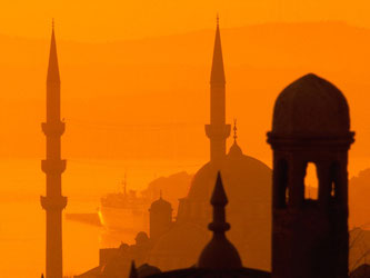 Пам'ятки Туреччини. Стамбул