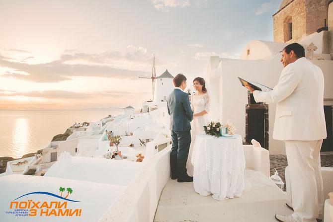 Правила арифметики святкування весілля в Греції. (історія одного весілля)
