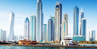 Що поїсти і де скупитись в Дубаї