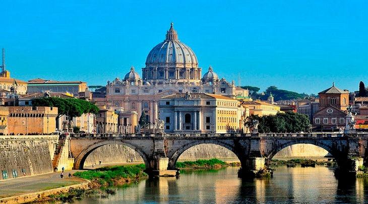 Вас терміново викликають у Ватикан… Частина ІІ