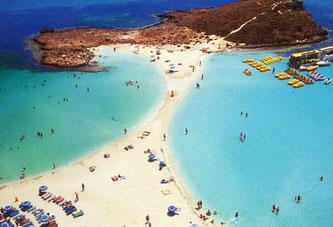 Відпочинок в Айя-Напі на Кіпрі: короткий путівник пам'яток та активних розваг