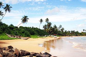 Втекти на край світу… до райського курорту Бентота на Шрі-Ланці