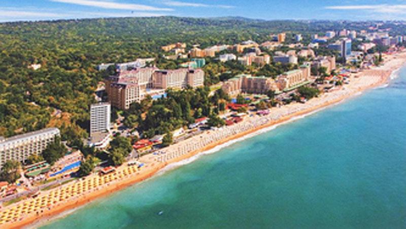 Якщо набридло лежати на пляжі Або що може запропонувати відпочинок на «Золотих пісках» Болгарії?