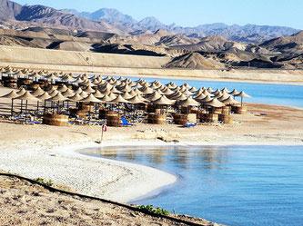 Змініть українську осінь на яскраве сонце та чорні піски курорту Сафага в Єгипті!