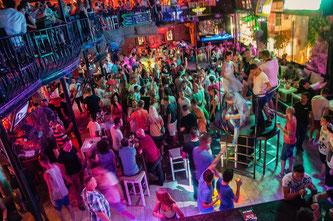 1000 і 1 турецька ніч: дискотеки і нічні клуби Кемера