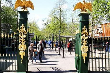 Амстердама зоопарк