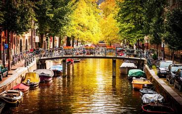 Амстердама канали