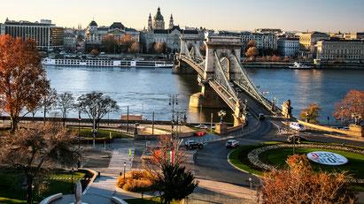 Столиця Будапешт Угорщини