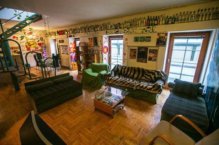 Suite Hostel хостел