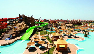 Шарм-ель-Шейху аквапарк в