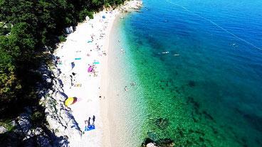 Kostrena пляж