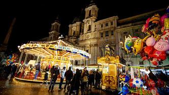 Рим різдвяний