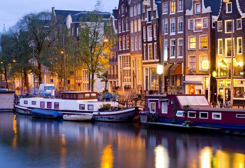 Акційні автобусні тури! Новий Рік в Амстердамі!