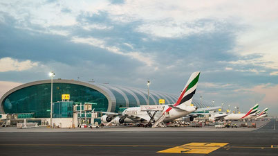 Дубаї в аеропорт