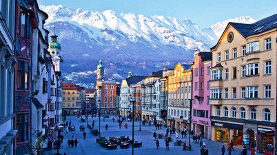 Австрія, Інсбрук