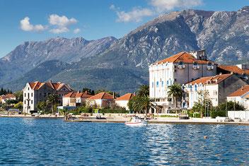 Чорногорія, Тіват