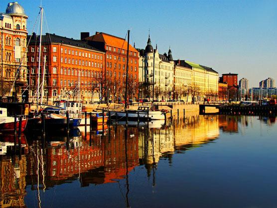 Хельсинкі, Фінляндія