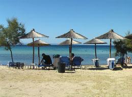 Нікіті пляж