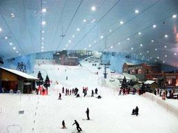 «Скі Дубаї» курорт гірськолижний