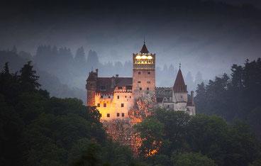 Брашов замок Бран