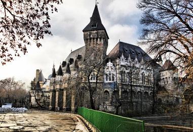 Вайдахуняд замок