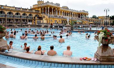 Будапешта купальні