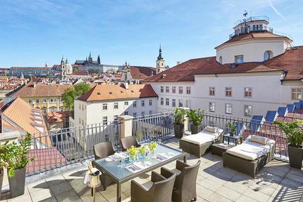 Mandarin Oriental Prague готель