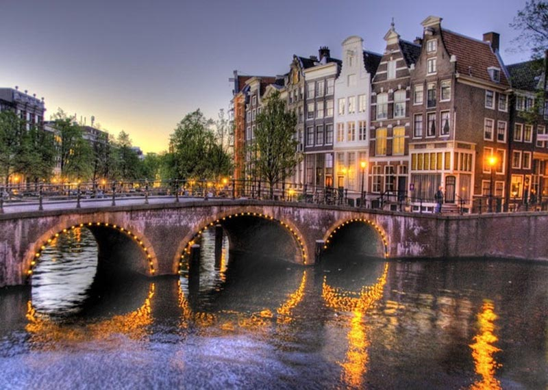 Дві стихії - Амстердам та Париж! Акційні пропозиції!