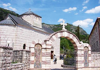 Монастир Подмайне Чоловічий  Будва