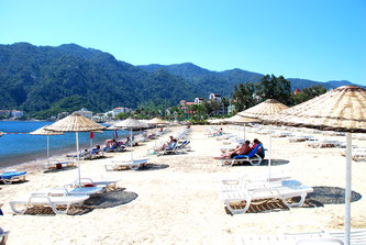 Пляжі Мармарісу