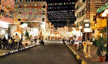 Хургади найстаріша Ель-Дахар частина