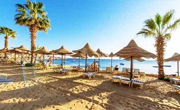 Єгипет з один пляжів