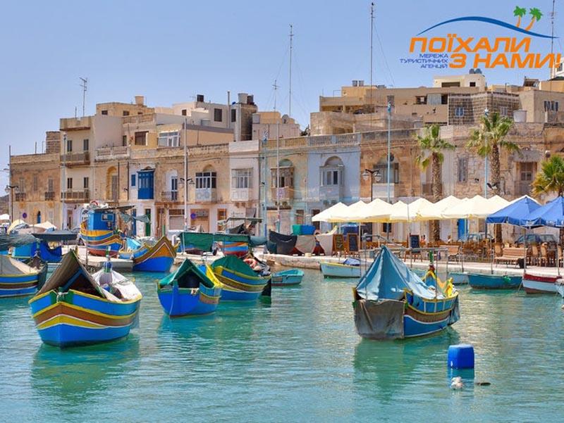 Гарний середземноморський клімат і прозоре море - сонячна Мальта!