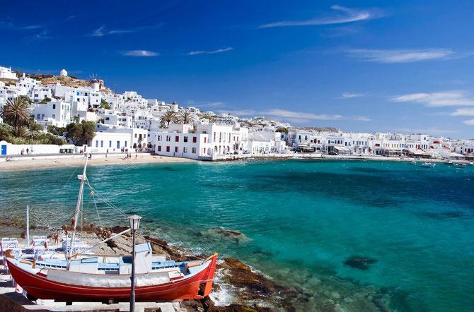 Гарячі тури на вересень! Зниження цін на Грецію! Всього 438 Є!