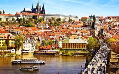 Прага готична