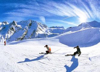 Словаччину лижі на в