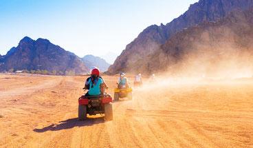 Єгипет джип-сафарі в пустелі в