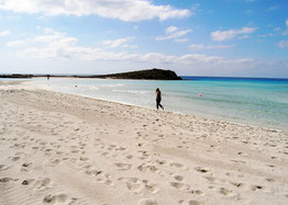 Біч Ніссі пляж