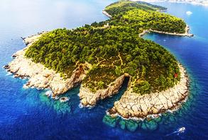 Локрум острів